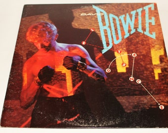 David Bowie Just Dance Record 1983