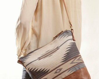 SALE Stylish Diaper Bag. Boho Diaper Bag. Slouchy Bag. Teen School Bag. Boho Overnighter. Boho Day Bag. Boho Weekender.