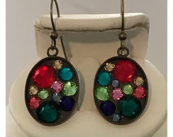 Bold Colors earrings