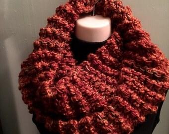 Outlander Sassenach Cowl Outlander chunky knit bittersweet women cowl, sassenach claire, chunky cowl, Outlander Cowl, Outlander Scarf