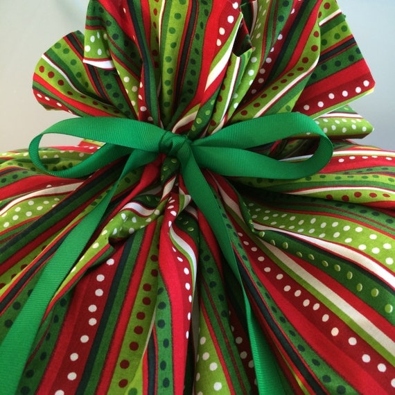 Extra Large Christmas Gift Bag 39 inches wide x 56 inches tall