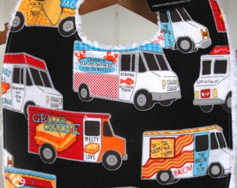 Baby Bib...food truck Friday