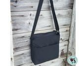 LARGE messenger bag - Base for the large size changeable flaps collection