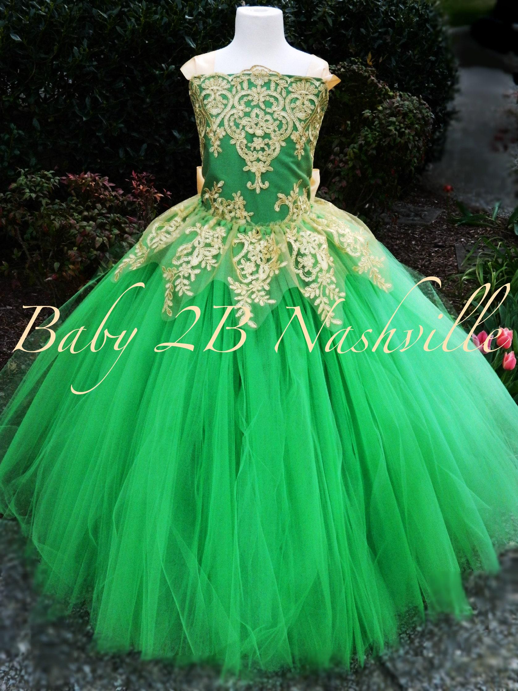 in emerald...