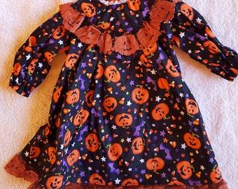 Halloween Dress fits 18 inch dolls