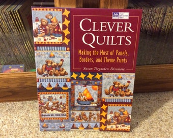Clever Quilts Pattern Book