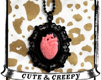 Raw Meat Necklace