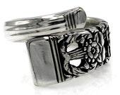 Demitasse Coronation Spoon Ring 1936