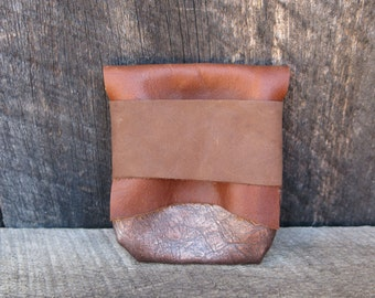 Copper Earth Light Traveler Eco Leather Wallet