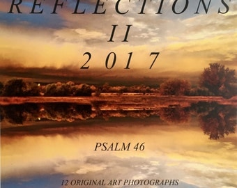REFLECTIONS II 2017, Limited Edition