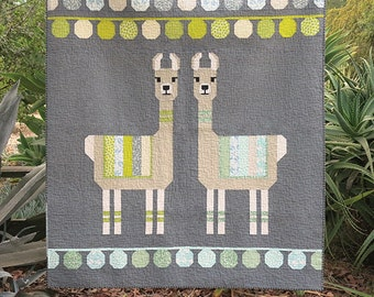 Lloyd & Lola  - Pattern by Elizabeth Hartman (EH 032)