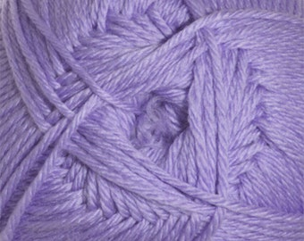 Lavender Cascade Pacific Merino Wool and Acrylic Yarn color 26