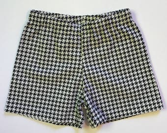 Mascot by Sunday West - shorts in houndstooth : for toddlers and kids