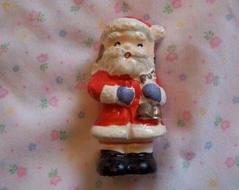 very cute santa shaker