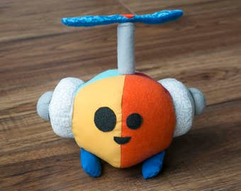 Sunset Viv - Wee Plush Robot