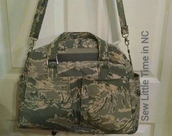 SALE: Use 15Off coupon to get 15% off, U S Air Force ABU Diaper Bag