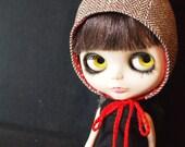 Little Critter Cap for Blythe Dolls