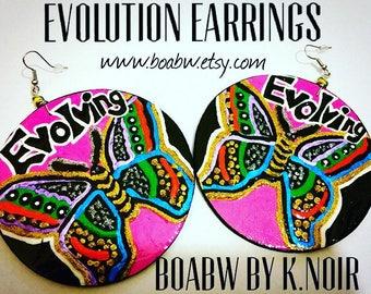 Evolution Earrings