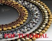 Honey Necklace pdf TUTORIAL