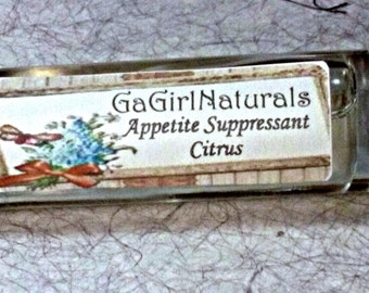 Natural Appetite Suppressant, Aromatherapy, Appetite Control