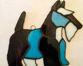 Pop Art Scotch Terrier