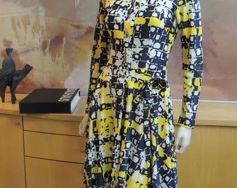 Mod Era TONI TODD Dress Bust 34