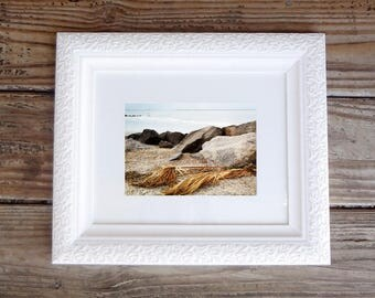 Photograph: Beach Seascape Nature Photography 5x7