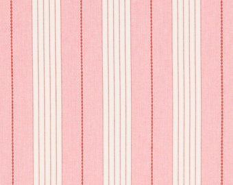 Schumacher Audrey Stripe By Schumacher By The Yard/ Comes In Five Color Ways