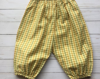 Little Boy Trouser Bloomers 2- 3T