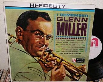 I Remember Glenn Miller Vintage Vinyl Record