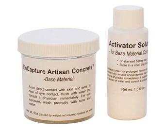Encapture Artisan Concrete Refill Kit With Activator