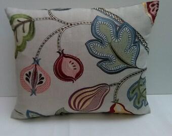 GP & J Baker - Holcott Tree of Life Design Cushion Cover Pillow Cover