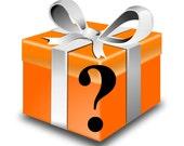 Surprise Box - 5 Random Items Inside Each Box