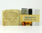 Nefertiti Amber Vanilla Scented Soap