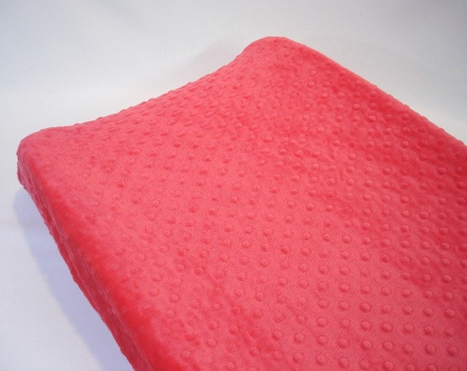 Pink Changing Pad Cover Watermelon