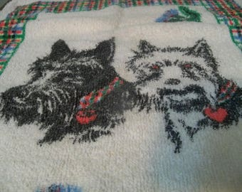 Scotties towel