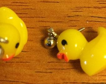 Rubber Duckie...