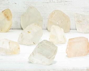 Rough Quartz Crystal - Gemstone of Living Power