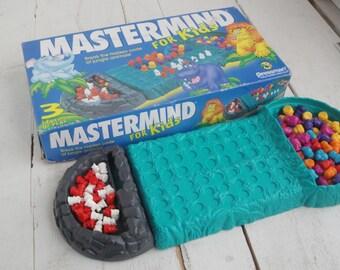 Mastermind for Kids Vintage Game