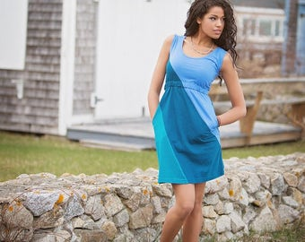 SALE - FAIR TRADE Jersey Dress in new colors!