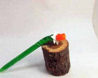 Flower Hair Stick - Daffodil - No 1