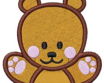 Embroidery Machine File  01000-03-05
