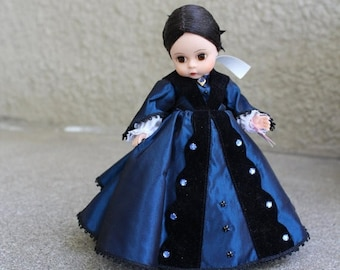 SALE SALE SALE Vintage Madame Alexander Doll Mrs O'Hara Gone With the Wind Rare Collectible Original Box Limited Edition