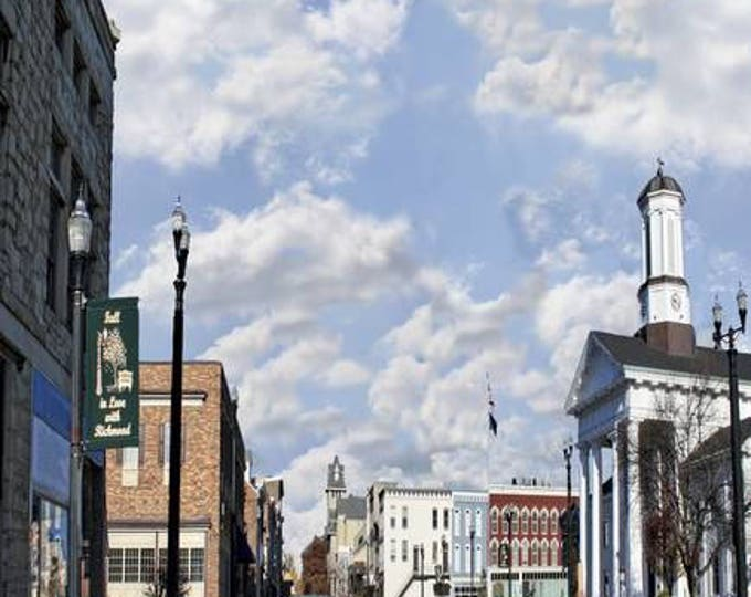Kentucky Richmond Fine Art Print on Paper or Canvas.