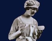 Anne Orr #17 c.1919 Vintage Filet Crochet Pattern Book Also Includes Knitting  (PDF EBook - Digital Download)