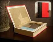 Hollow Book Safe & Flask - Texas Vol. 2 - Secret Book Safe