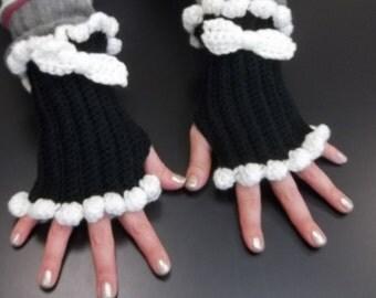 Gloves, fingerless gloves, hand warmers, women's gloves, driving gloves, texting gloves, women's accessories