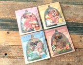 TOREPETA FLAKE Stickers / Seal bits (5 designs x 20 piece each, 100 pieces per bag)