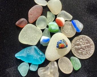 Sea Glass! Beach Glass! HawaiiI! HEART! ELECTRIC BLUE Seaglass! Bulk Sea Glass! Sea Glass Bulk! Sea glass Bulk! Sea Glass Marbles