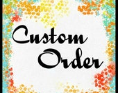CUSTOM ORDER for QUEENIEDRJ / Napoleonic Bee Note Cards / Monogram / Queen Bee Crown Trellis Wreath / Personalized / Set of 50 with Address
